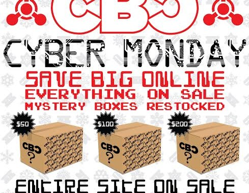 CYBER MONDAY AD